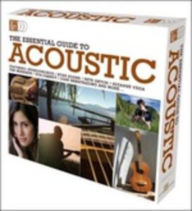 Essential Guide to Acoustic - CD Audio