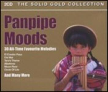 Panpipe Moods - CD Audio
