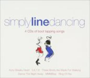 Simply Line Dancing - CD Audio