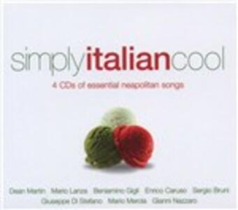 Simply Italian Cool - CD Audio