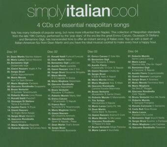 Simply Italian Cool - CD Audio - 2