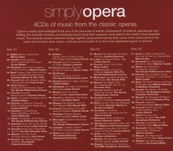 Simply Opera - CD Audio - 2