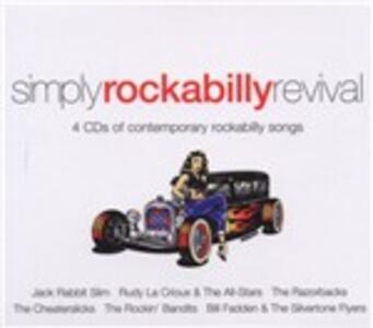Simply Rockabilly Rivival - CD Audio