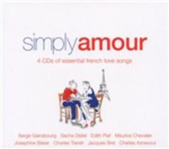 Simply Amour - CD Audio