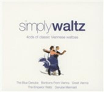 Simply Waltz - CD Audio