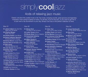 Simply Cool Jazz - CD Audio - 2