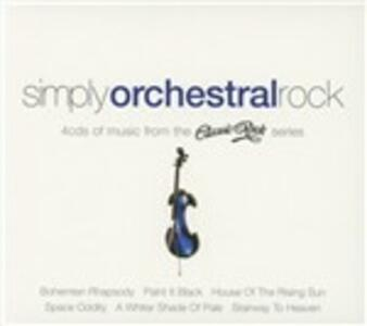 Simply Orchestral Rock - CD Audio