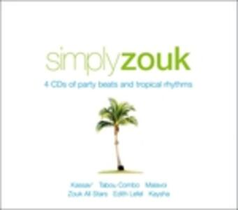 Simply Zouk - CD Audio