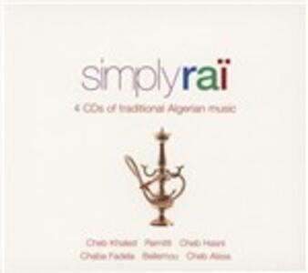 Simply Rai - CD Audio
