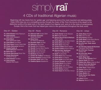 Simply Rai - CD Audio - 2