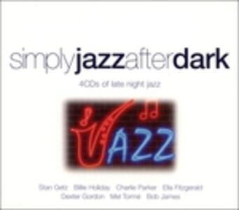 Simply Jazz After Dark - CD Audio