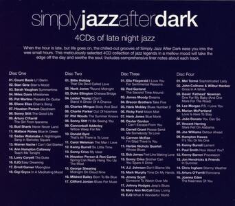 Simply Jazz After Dark - CD Audio - 2