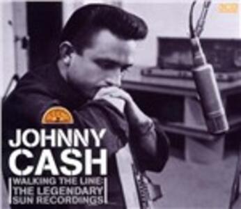 Walking the Line - CD Audio di Johnny Cash