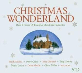 Christmas Wonderland - CD Audio