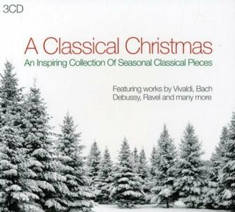 Classical Christmas - CD Audio