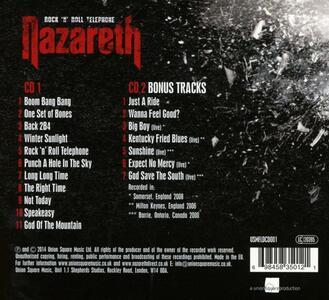 Rock 'N' Roll Telephone - CD Audio di Nazareth - 2