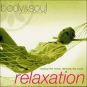 Relaxation - CD Audio