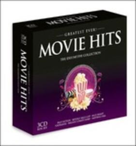Greatest Ever Movie Hits - CD Audio