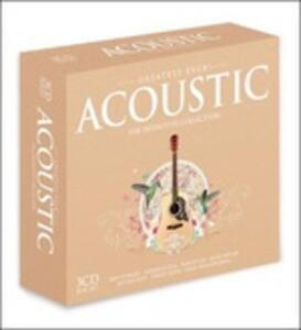 Greatest Ever Acoustic - CD Audio