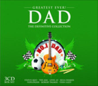 Greatest Ever Dad - CD Audio