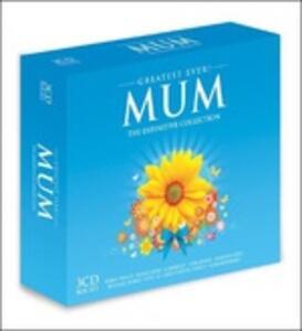 Greatest Ever Mum - CD Audio