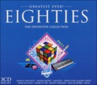 Greatest Ever 80s - CD Audio