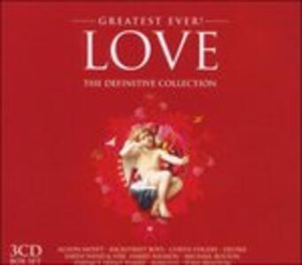 Greatest Ever Love - CD Audio