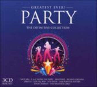 Greatest Ever Party - CD Audio