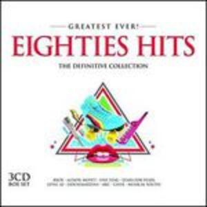 Greatest Ever Eighties - CD Audio