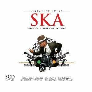 Greatest Ever Ska - CD Audio