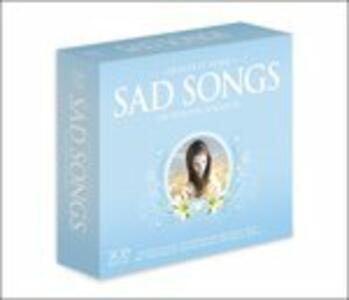 Greatest Ever Sad Songs - CD Audio