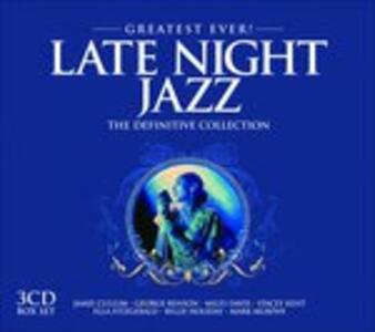 Greatest Ever Late - CD Audio