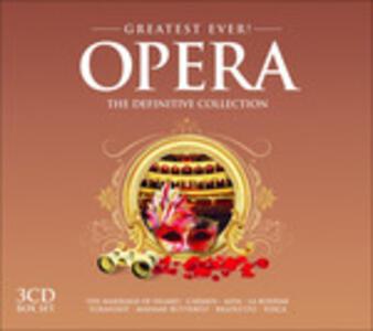 Greatest Ever Opera - CD Audio