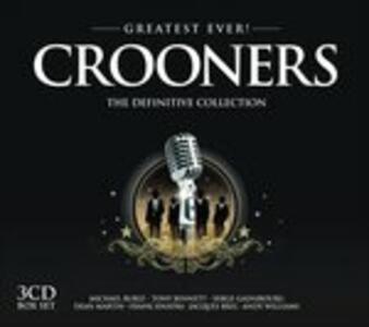 Crooners-Greatest Ever - CD Audio