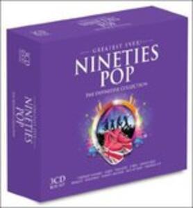 Greatest Ever 90's Pop - CD Audio
