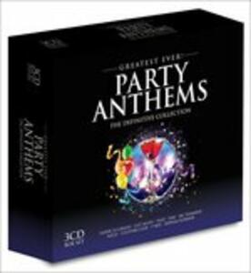 Party Anthems - CD Audio