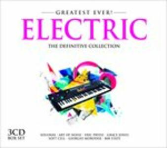 Greatest Ever Electric - CD Audio