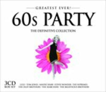 Greatest Ever 60's Party - CD Audio