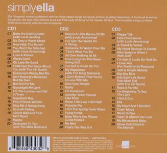 Simply Ella - CD Audio di Ella Fitzgerald - 2