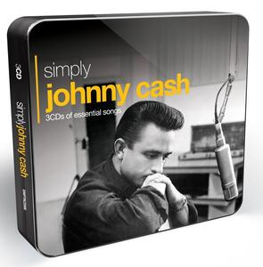 Simply Johnny Cash - CD Audio di Johnny Cash