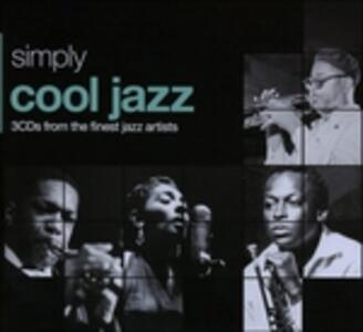 Simply Cool Jazz - CD Audio