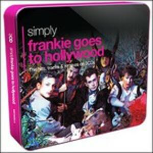 Simply Frankie Goes to - CD Audio di Frankie Goes to Hollywood