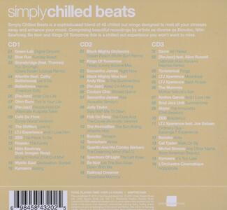 Simply Chilled Beats - CD Audio - 2