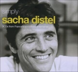 Simply Sacha Distel - CD Audio di Sacha Distel