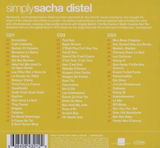Simply Sacha Distel - CD Audio di Sacha Distel - 2