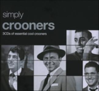 Simply Crooners - CD Audio
