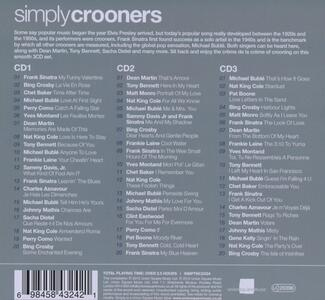 Simply Crooners - CD Audio - 2