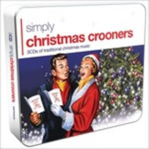 Simply Christmas Crooners - CD Audio