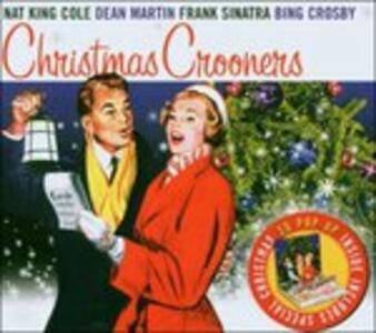 Christmas Crooners Pop-Up - CD Audio