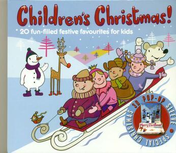 Children's Christmas - CD Audio
